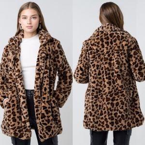 """BETTY """"Meow"""" Coat"""